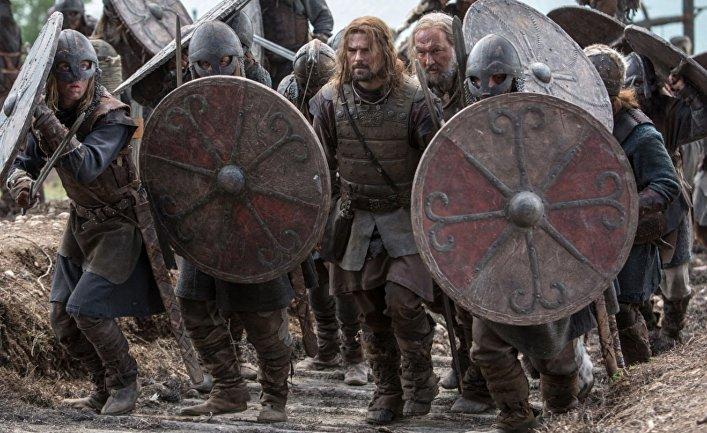 викинги имели длинные волосы