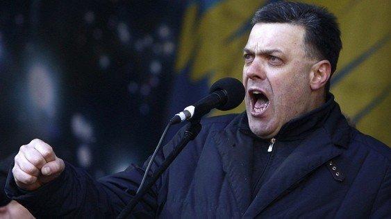 Украинский политик призвал разделить РФ начасти