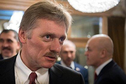 Песков: списки Савченко должны оценить Донбасс иКиев