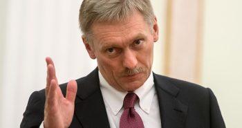 Песков рассказал об антироссийской истерии Обамы