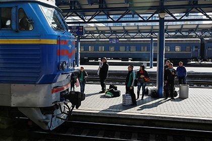Украина переориентирует поезда с РФ наЕвропу