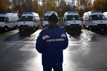 В государственной думе отказались предоставлять скорым право таранить мешающие автомобили