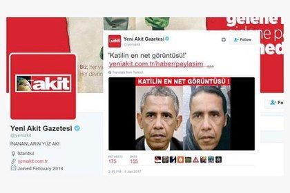 ВТурции изБарака Обамы сделали стамбульского террориста