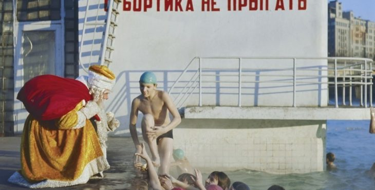Как встречали Новый год в Советском Союзе. Ностальгии пост.