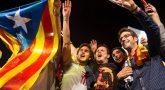 в Каталонии 77% жителей выступают за референдум