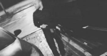 Кавказские «мажоры» на внедорожнике устроили стрельбу из автомата в центре Москвы (Видео)