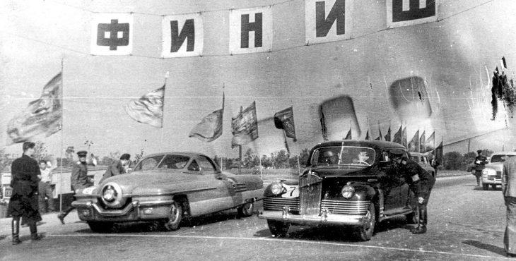 По следам «советских Феррари»: гоночные ЗИС и ЗИЛ