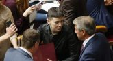 савченко подняла тему военнопленных
