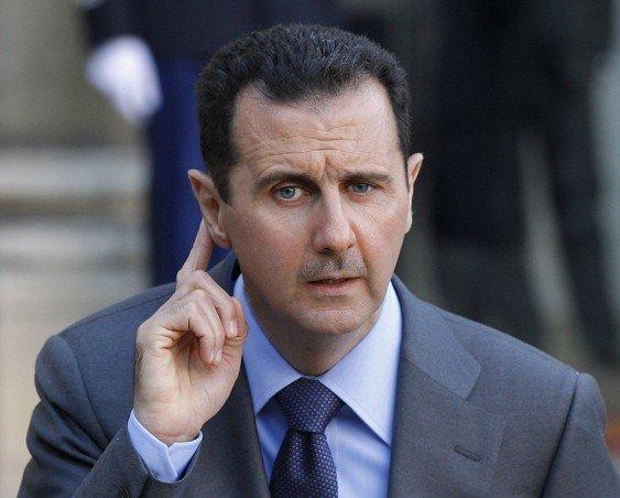 Асад свалил вину наСША при захвате Пальмиры