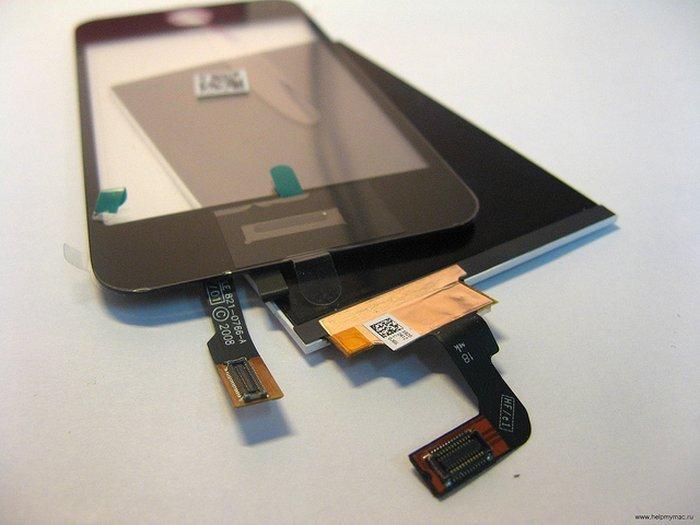 Замена экрана iphone 5 своими руками