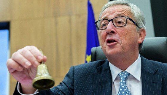 Юнкер: довыхода изЕС Великобритании выставят «здоровенный счёт»