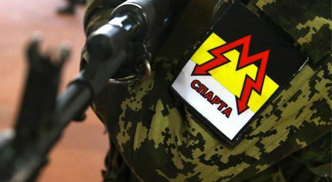 Отряды «Спарты» и «Сомали» сдерживают натиск «укропов»