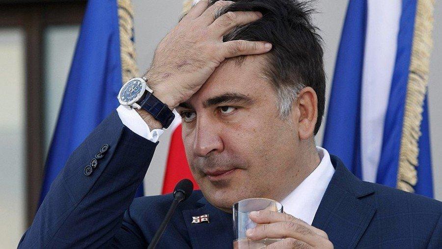 """""""На, кушай"""": депутат Рады предложил Саакашвили съесть галстук"""