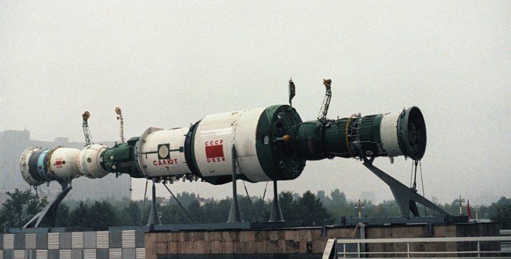 «Салют-7»: подробности засекреченного ЧП в космосе
