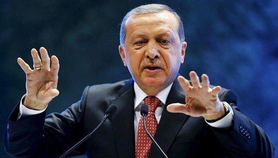 Эрдоган назвал конечную цель операции Турции вСирии