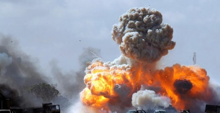 Почему НАТО не бомбит Киев?