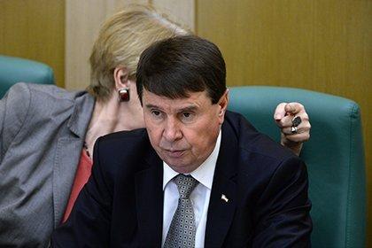 ВСовете Федерации оценили идею покупки Россией Крыма