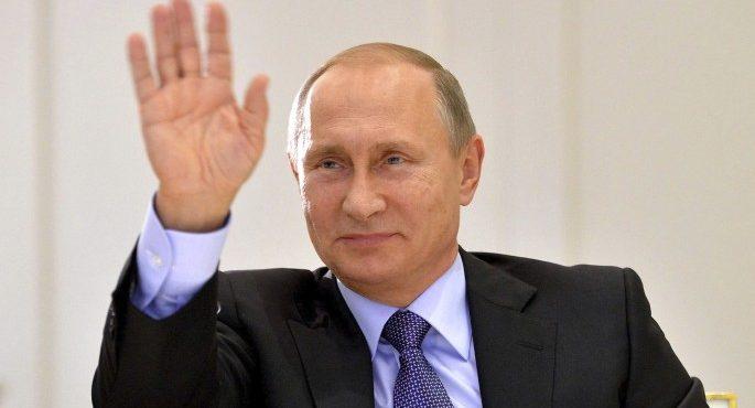 Неожиданные заявления Владимира Путина. Видео.