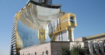 Узбекистан, Парк солнечного комплекса