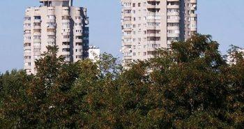 Украина, Киев, государственный жилищный проект