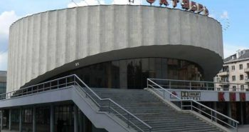 Беларусь, Минск, кинотеатр