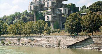 Министерство автомобильных дорог Грузинской ССР. Тбилиси, 2003 год