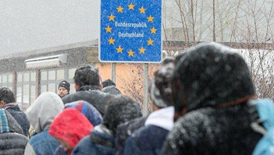 ВЕС грозят наказать противников расселения беженцев поквотам