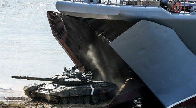 Американцы признали: Т-90 лучше «Абрамса»