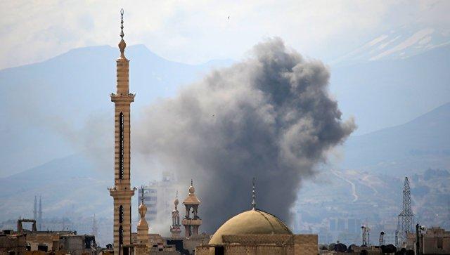 Новости Сирии. Сегодня 29 апреля 2017