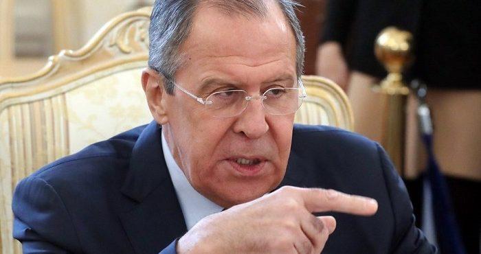 Сергей Лавров «дал по носу» американским дипломатам