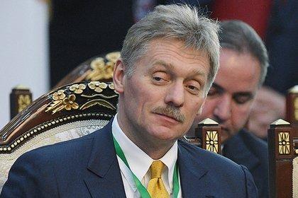 Кремль невидит предмета для проверки информации оВолодине как преемнике В. Путина