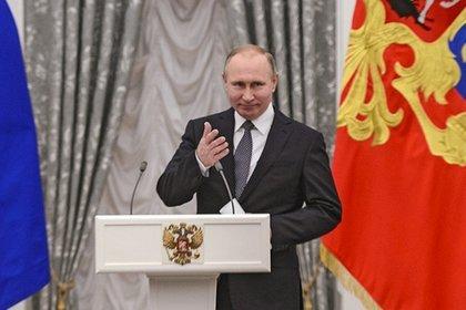 Путин сказал, кто будет выбирать его преемника