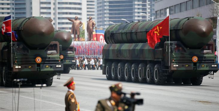 Новости Северной Кореи. Сегодня 23 апреля 2017