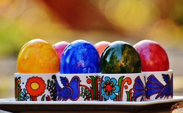 23 необычных способа покрасить яйца к Пасхе (+Видео рецепты)
