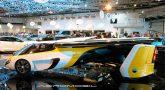 Летающие автомобили стоимостью 1,5 млн евро представили в Монако
