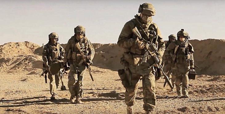 Охота на «Аль-Каиду»: «Cпецназ из СССР» расстреливает боевиков как в тире. Видео.