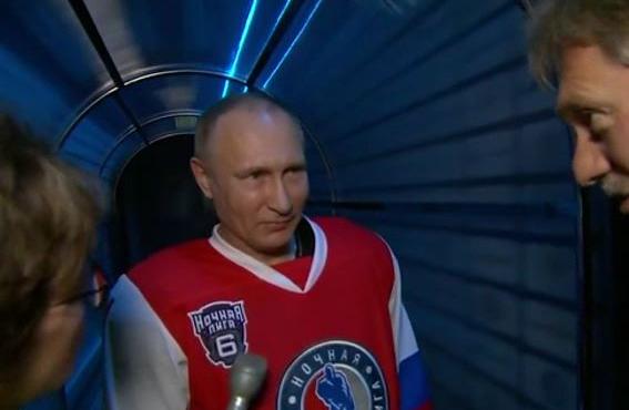 Владимир Путин «передал пас» Дональду Трампу