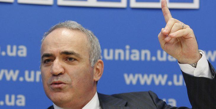 Гарри Каспаров и оппозиция в Литве: мечты о «теневом кабинете министров»