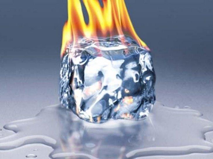 Начало энергетической революции: в КНР  впервый раз  добыли «горючий лед»