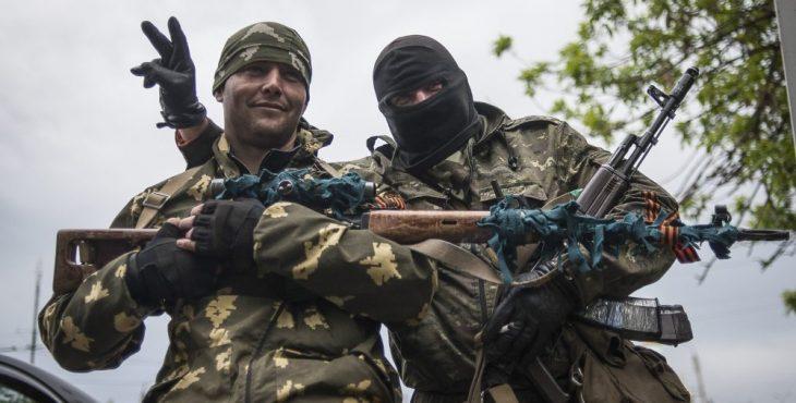 Украина и Сирия: новое братство русских добровольцев