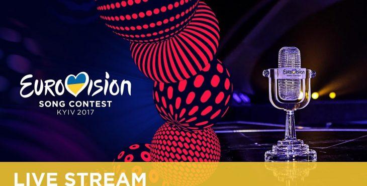 Церемония открытия «Евровидения-2017». Прямая видеотрансляция 7 мая 2017