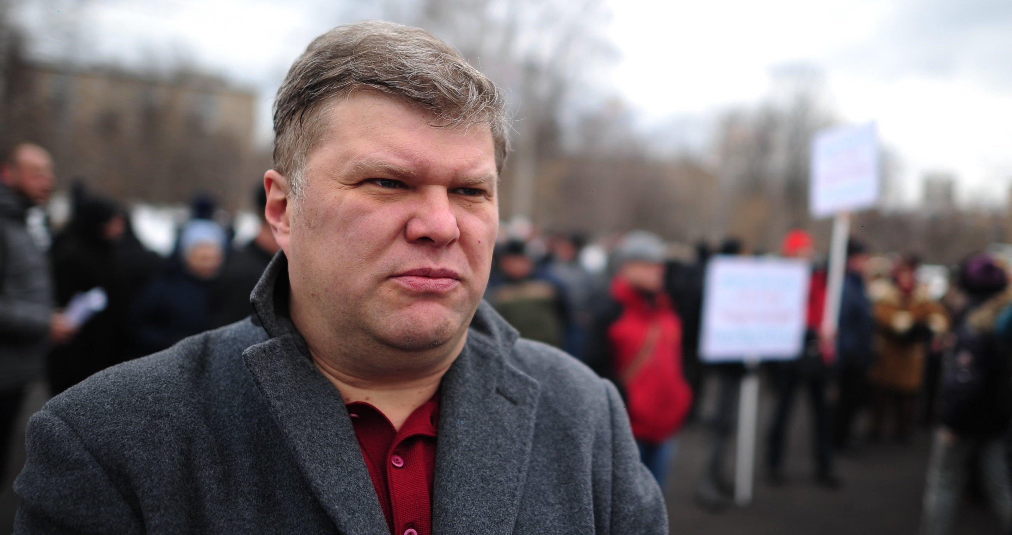 Митрохин Серей Яблоко