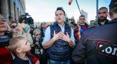Бла-бла-Лэнд, Навальный, «самовар»