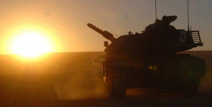 Турция готова к началу наземной операции на севере Сирии