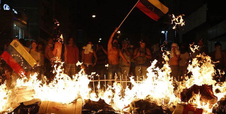 Венесуэла: близится финал кровавого конфликта