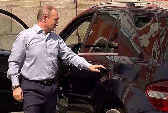 Кого прячет Путин: эксперты не поверили Пескову, рассказавшему об охраннике