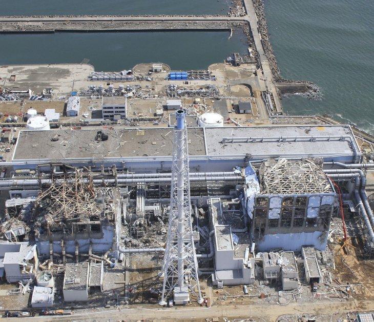 НаАЭС «Фукусима-1» завершается место для хранения радиоактивной воды