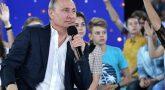 #НЕдетский разговор с президентом РФ: «Не сахарные, не растаем»