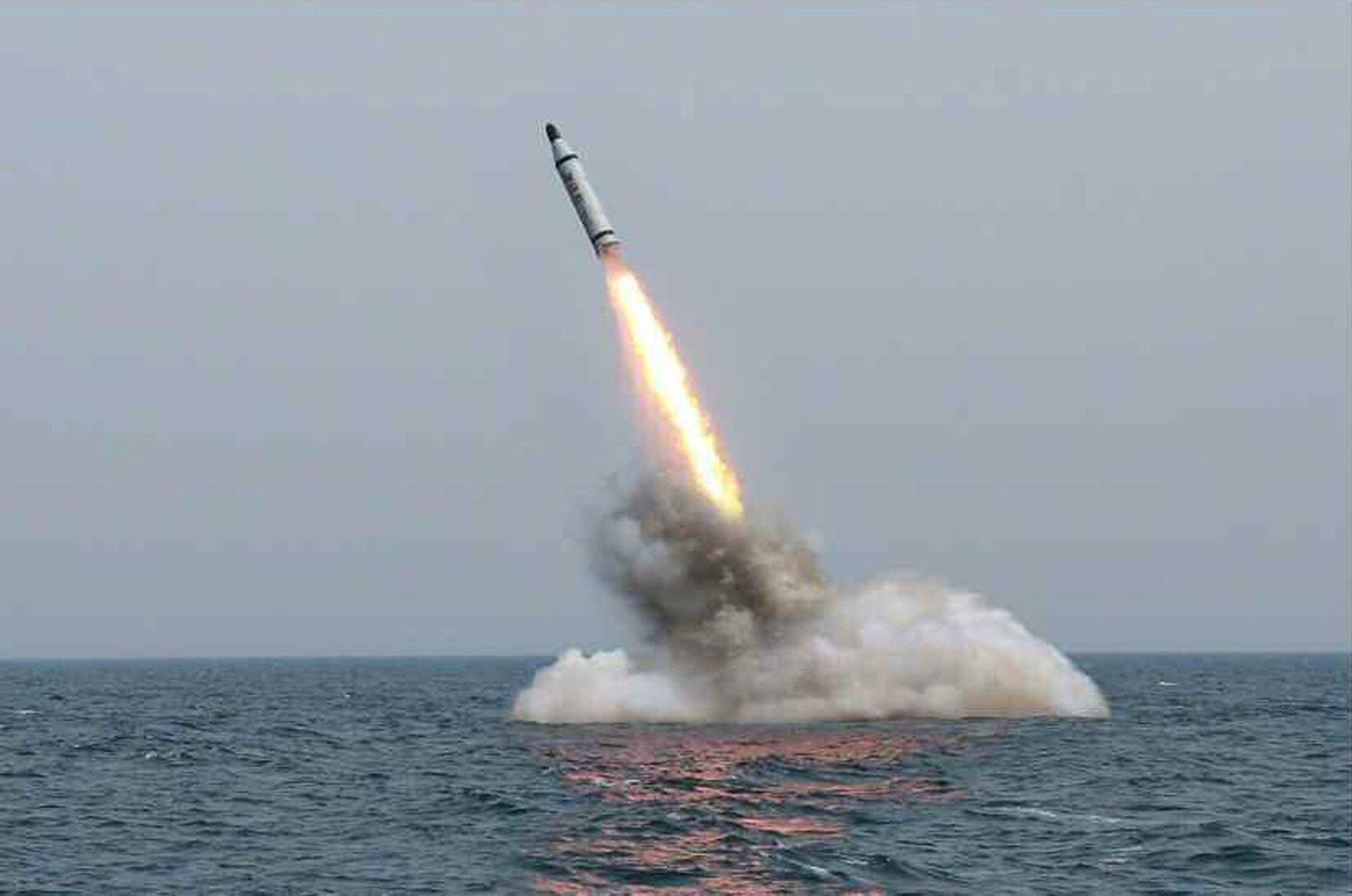 Подводный крейсер «Томск» провел запуск крылатой ракеты наКамчатке