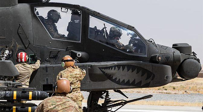 Миллионы долларов в сирийском песке: как США неэффективно тратят деньги на армию